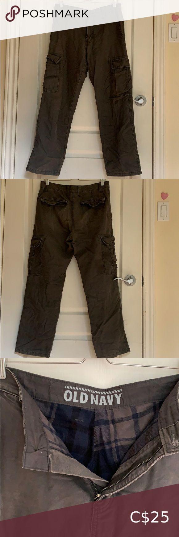 OldNavy men Cargo pants in 2020 Cargo pants men, Cargo