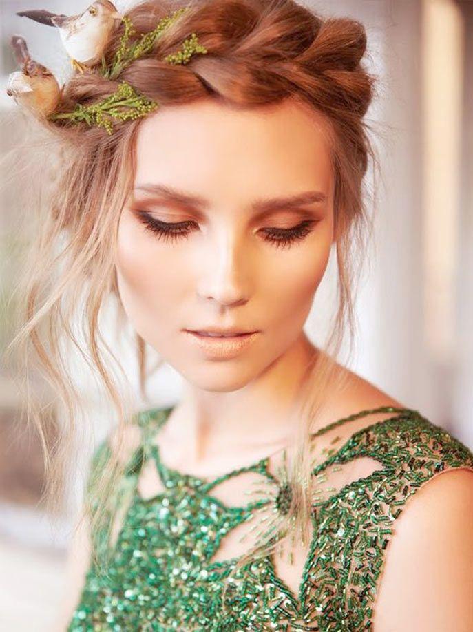 Les 25 meilleures id es concernant coiffures de mariage tress es sur pinterest coiffures pour for Comcoiffure de mariage tresse