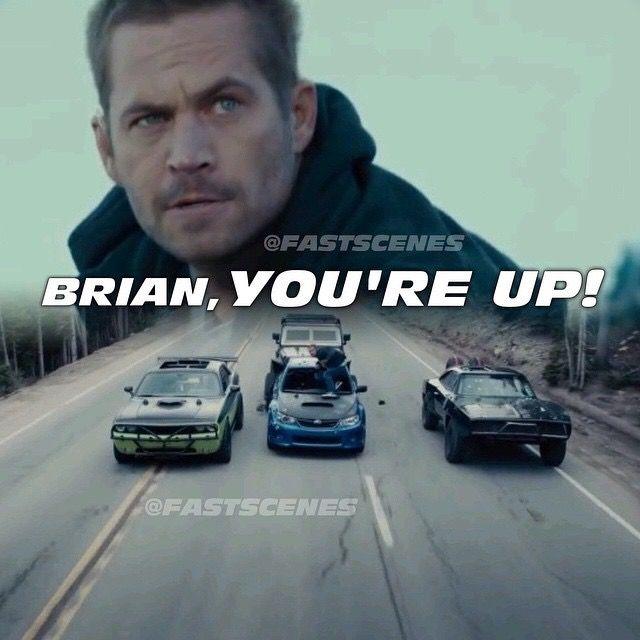Brian aka Paul