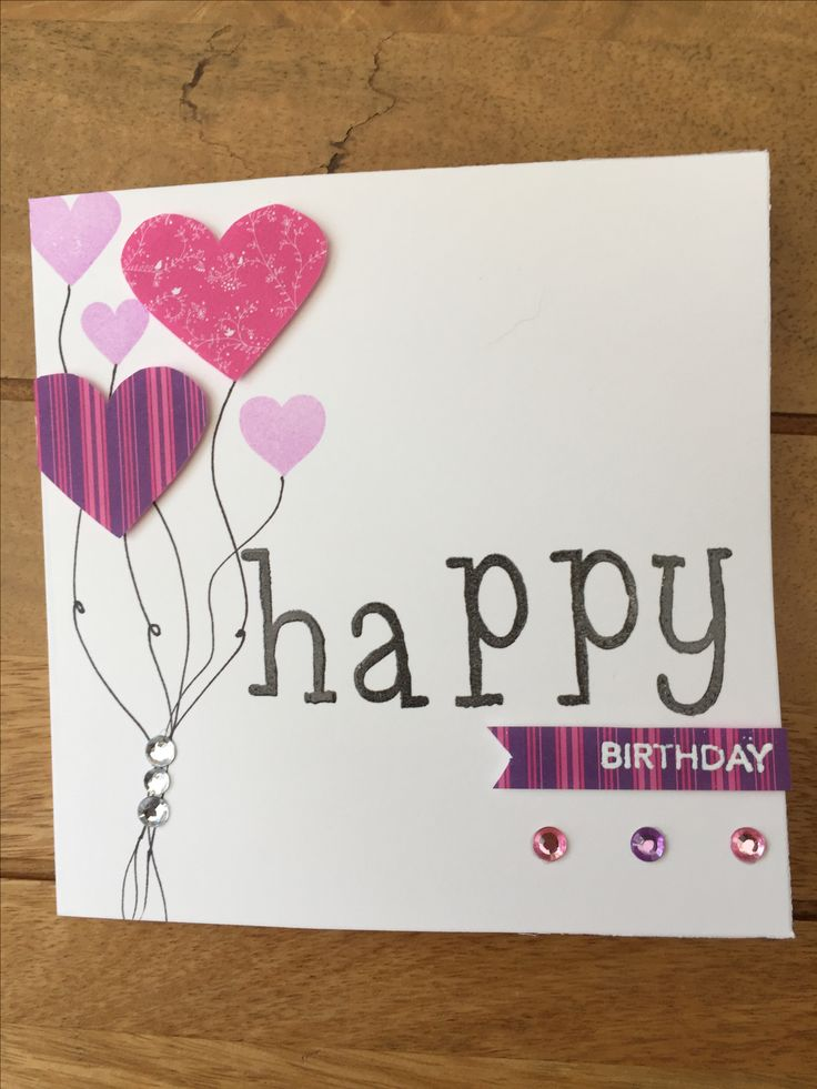 42 best card craft card making images on pinterest card crafts handmade birthday card using stamping embossing patterned paper and embellishments feel like my bookmarktalkfo Choice Image