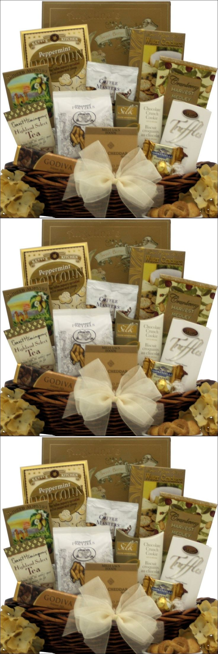 Gift Baskets And Supplies 16091: Classic Elegance: Corporate Gourmet Gift  Basket Great Arrivals Ce