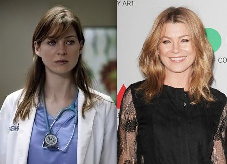 Grey's Anatomy Season 10 Cast | Grey's Anatomy's 10 Season Anniversary: The Original Cast Then And Now ...