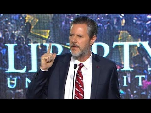 The Trouble with Jerry Falwell Jr.'s Words on Violence | RELEVANT Magazine