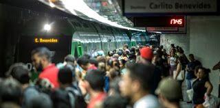 Pregopontocom Tudo: Usuários do Metrô de Fortaleza elogiam melhorias na operação