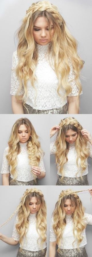 Extreme easy hairstyles making with all steps