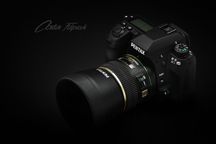 Pentax K-5IIs & DA*55mm f/1.4