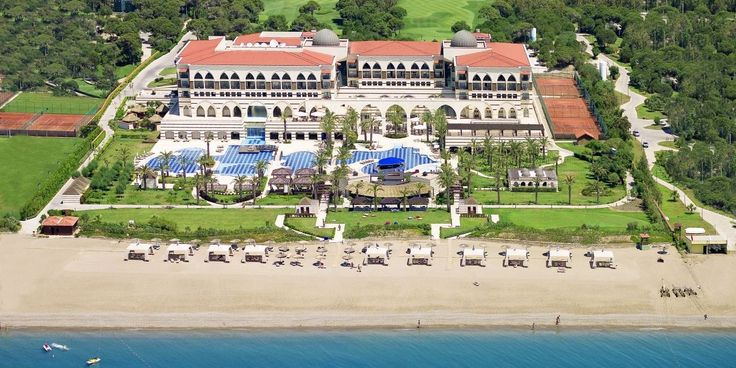 Kempinski Hotel The Dome 5* - All Inclusive - Belek Antalya