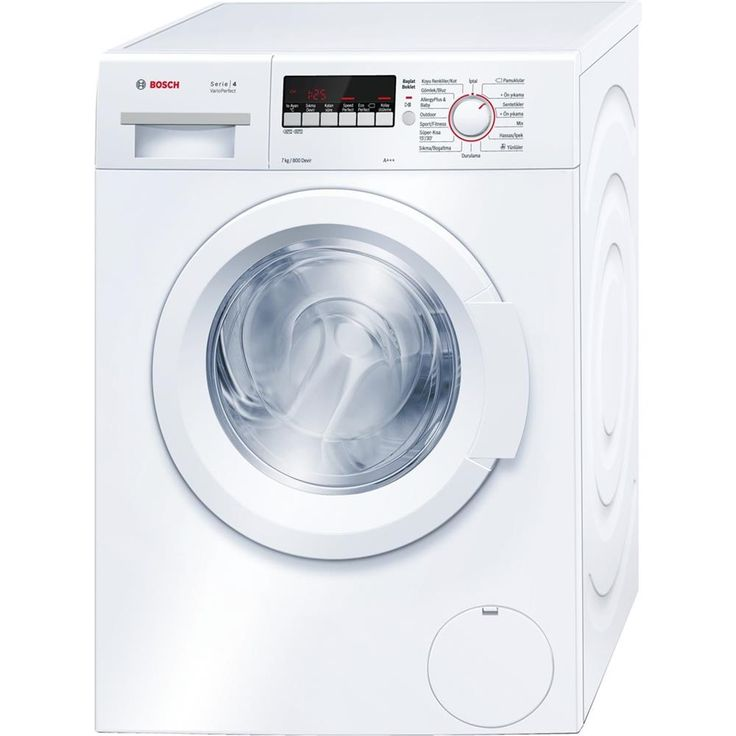 Bosch WAK16201TR Çamaşır makinesi
