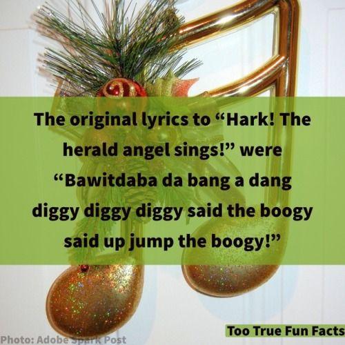 Christmas Fun Fact 11.