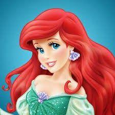 Adriana Lobrito Makeup e Dicas de Beleza!: Princesa Ariel