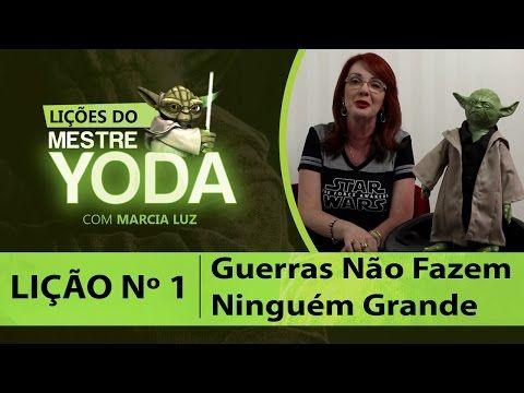 Como Controlar a Raiva | 1ª Lição do Mestre Yoda - YouTube