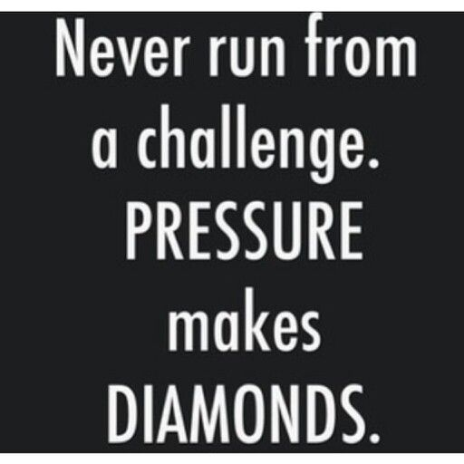 Pressure Makes Diamond: Pressure Busts Pipes Or Makes Diamonds! I Like Diamonds
