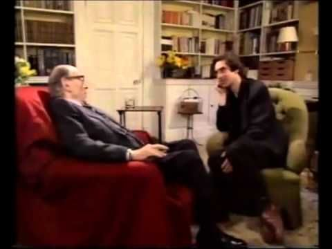 Sir Isaiah Berlin interviewed about his life by Michael Ignatieff