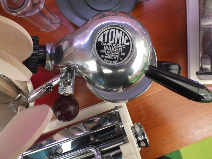 A coffee from the Atomic will keep our Bakers baking! ;)