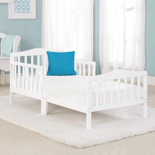 #SPCA Solid wood, #Contemporary, Bed for your toddler. Toddler bed is set at preciously the right height. Designed so that your toddler can safely get in and out...