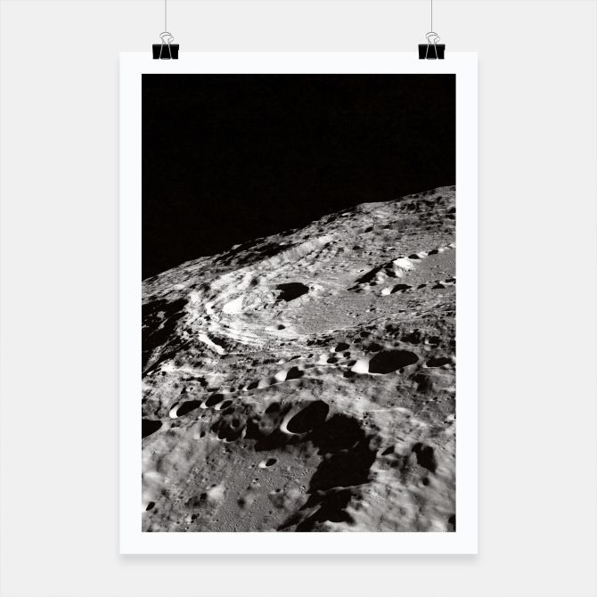 Over the Moon Poster, Live Heroes