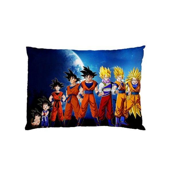 dragon ball z Rectangle Pillow Cases comfortable to sleep code ME1117