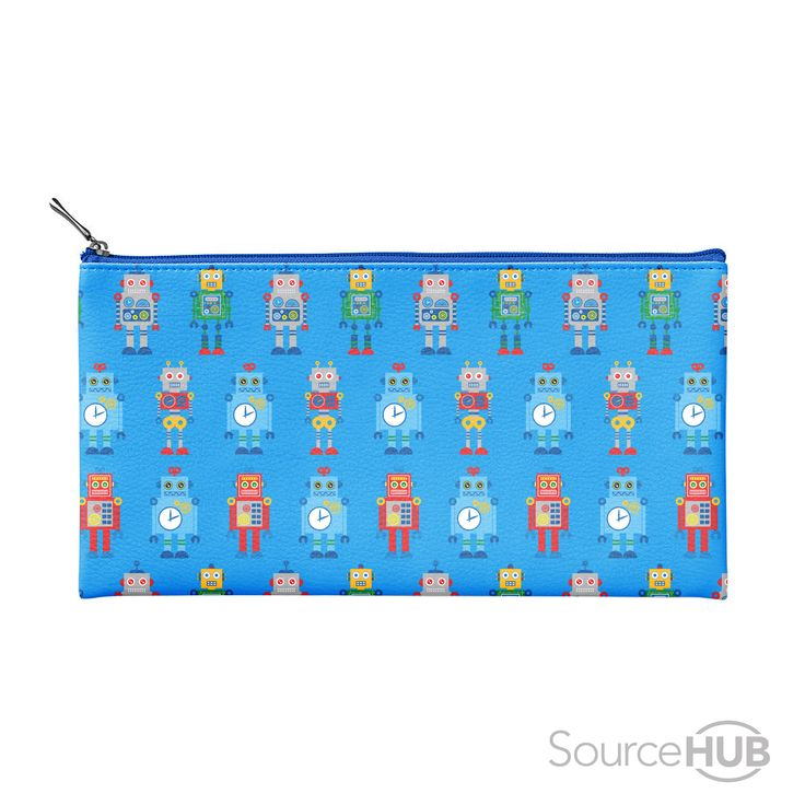 Kids Pencil Case - Designed by SourceHub.