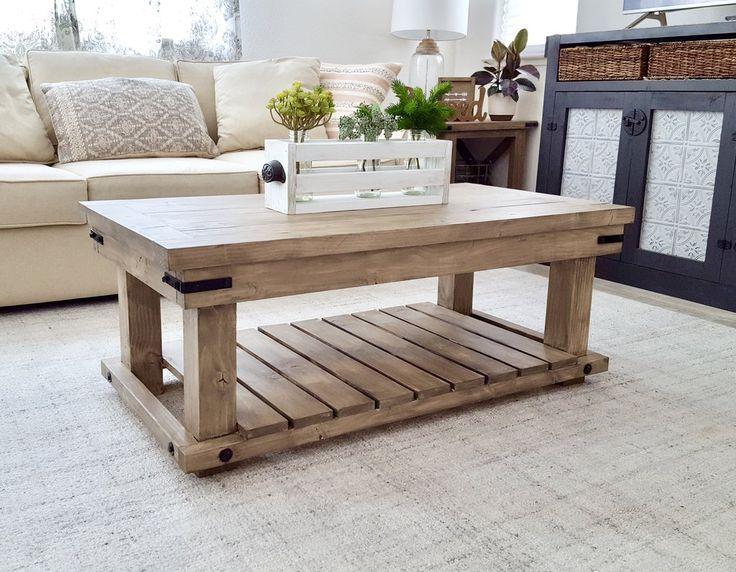Diy Industrial Coffee Table Diy Coffee Table Plans Coffee Table