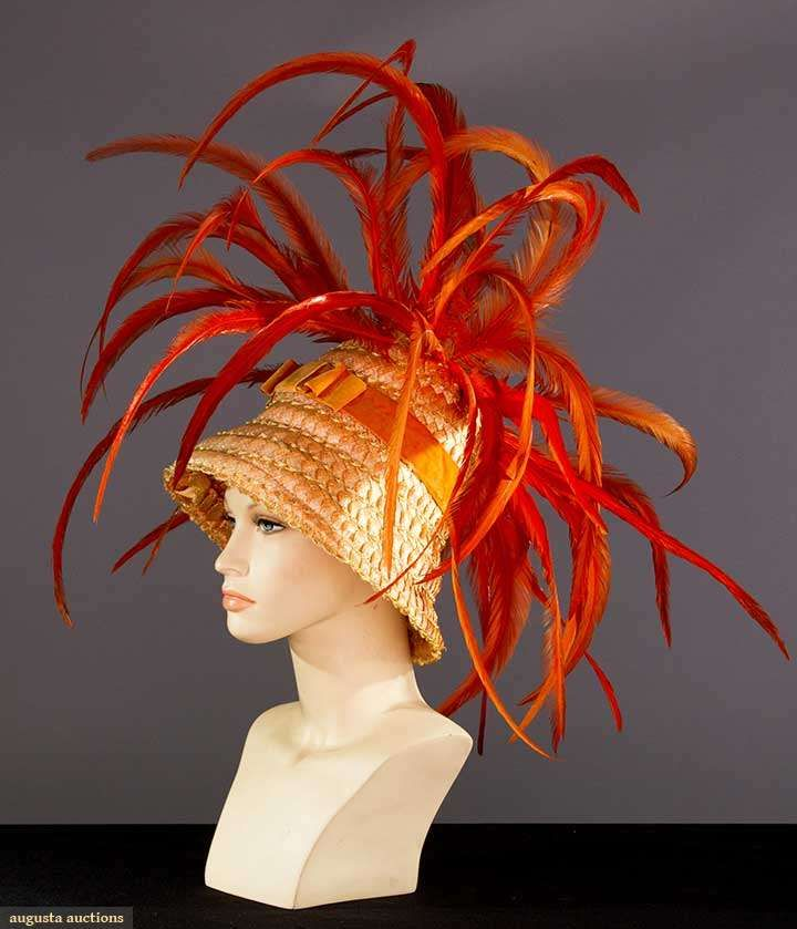 BILL CUNNINGHAM'S FEATHER HAT, 1960  Go Back  BILL CUNNINGHAM'S FEATHER HAT, 1960  Go Back   BILL CUNNINGHAM'S FEATHER HAT, 1960  Go Back   BILL CUNNINGHAM'S FEATHER HAT, 1960  Go Back  Bill Cunningham's feathered hat 1960