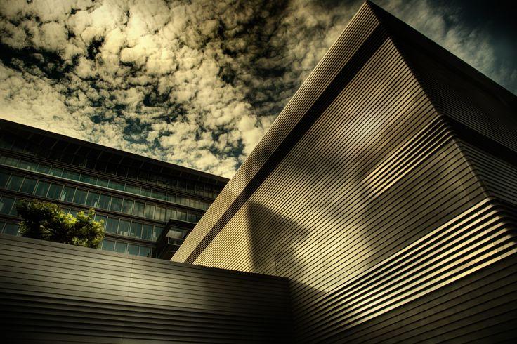 Lanxess Tower 2 by Thomas Röttgen on 500px