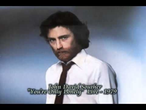 """J.D. Souther - """"You're Only Lonely"""" (Live 1979) - John David Souther (commonly abbreviated as J.D. Souther) is an American musician, singer-songwriter, and actor. He has written and co-written numerous hit songs recorded by artists such as Linda Ronstadt and the Eagles."""