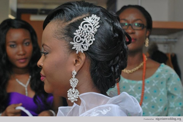nigerian hairstyles 2014 134 best nigerian wedding hairstyles images on pinterest