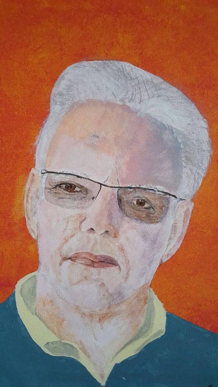 Kees van Dongen portret Johan