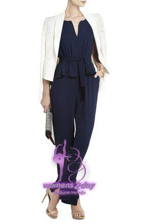 Giovanna Peplum Jumpsuit 2013 - elegant jumpsuit 2013