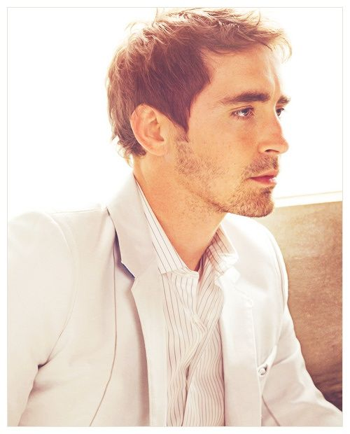 Lee Pace is quite possibly the most beautiful man on earth
