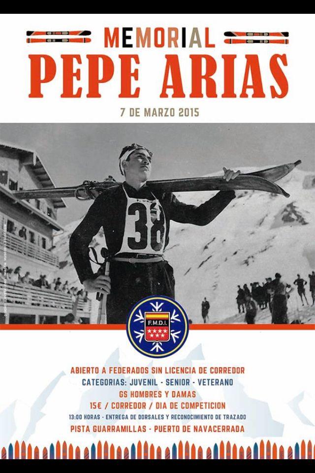 Trofeo Pepe Arias 2015