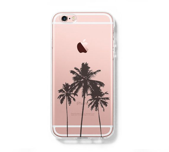 Palm Tree iPhone 6s Clear Case iPhone 6 plus Cover iPhone ...