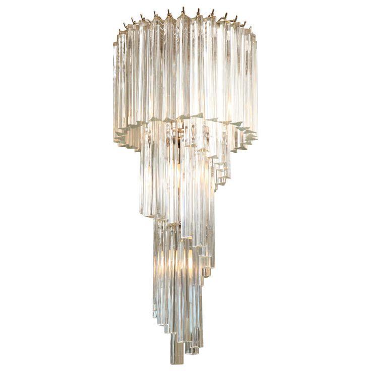 Murano Spiral Chandelier: 652 Best Lights Images On Pinterest