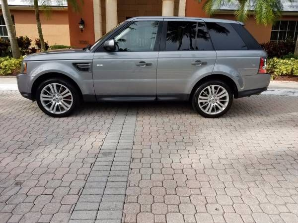 2011 Land Rover Range Rover Sport mint shape! (Boca Raton) $25900: < image 1 of 6 > 2011 Range rover sport condition: excellentcylinders: 8…