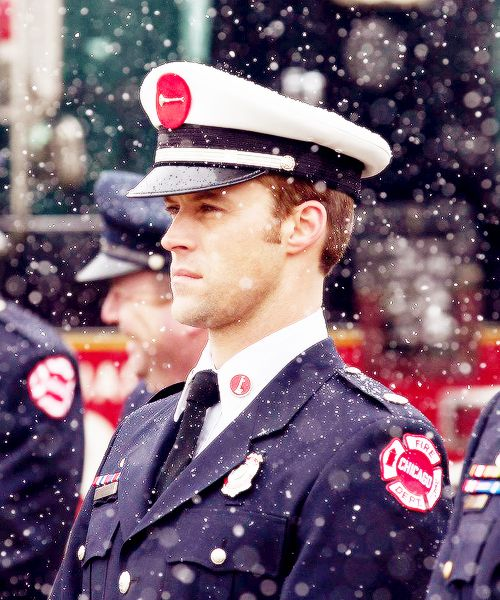 Chicago fire this episode was a tear jerker