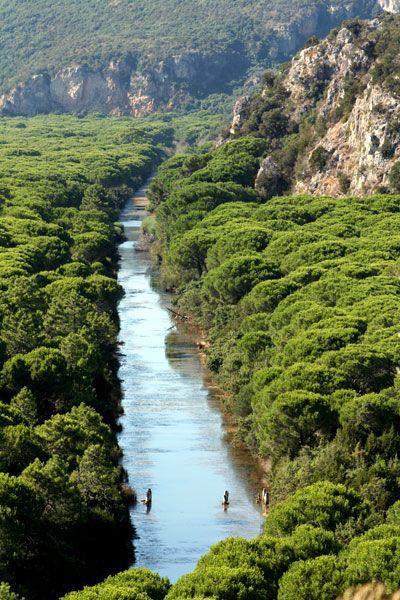 Parco naturale della Maremma, Toscana, Italia