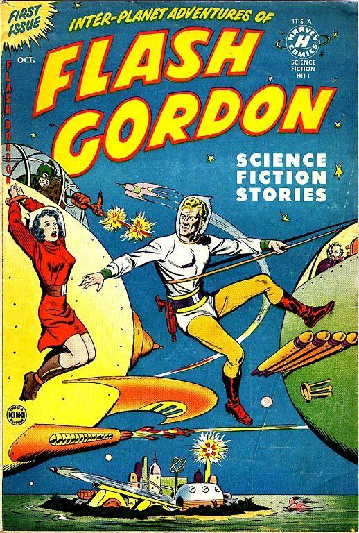 Flash Gordon No. 1
