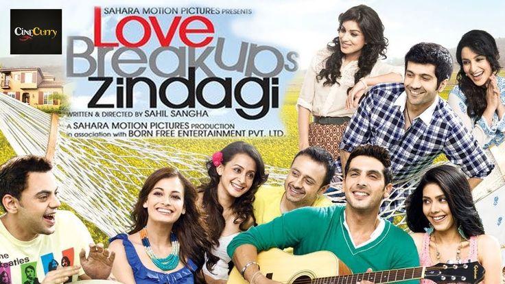 Love Breakups Zindagi | Full Movie | Zayed Khan | Dia Mirza | Tisca chopra