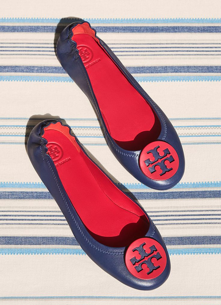 Visit Tory Burch to shop for Minnie Travel Ballet Flat, Leather and more  Womens Ballet Flats. Find designer shoes, handbags, clothing & more of this  ...
