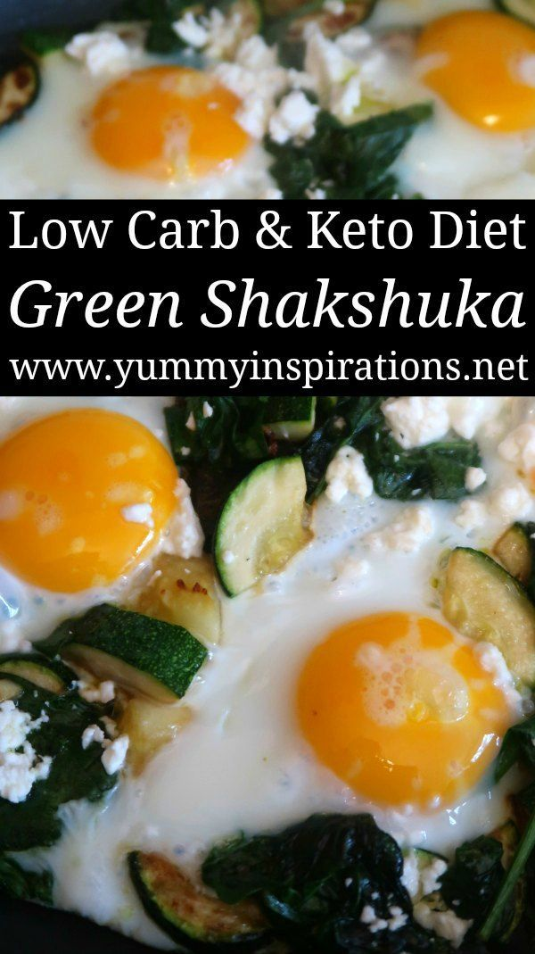 Green Shakshuka Recipe with Zucchini, Spinach and …