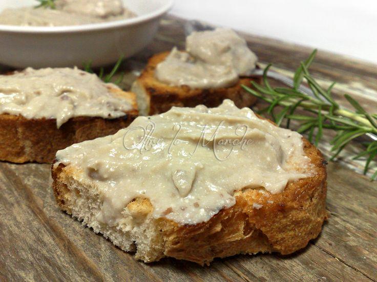 Mousse di Melanzane, ricetta vegetariana