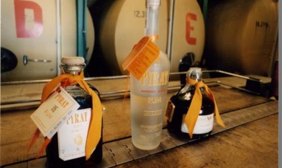 Pyrat Rum.