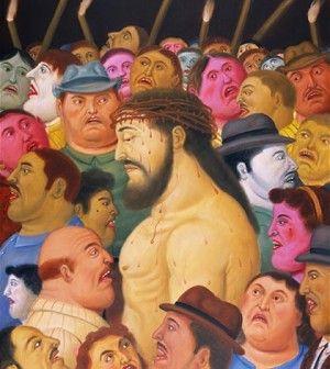 ★★ La Via Crucis di Botero è a Roma @esposizioni