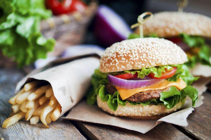 De lekkerste BBQ hamburgers à la Oil