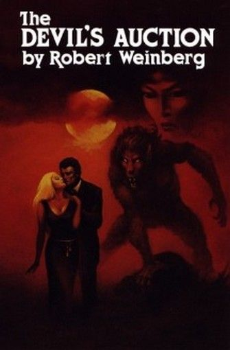 The Devil's Auction, by Robert Weinberg (Hardcover)