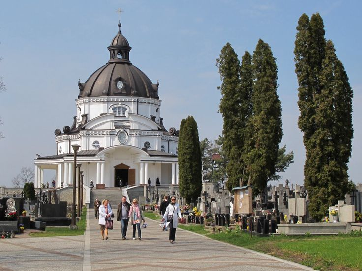 Church of All Saints in the cemetery of St. Roch Bialystok -Poland