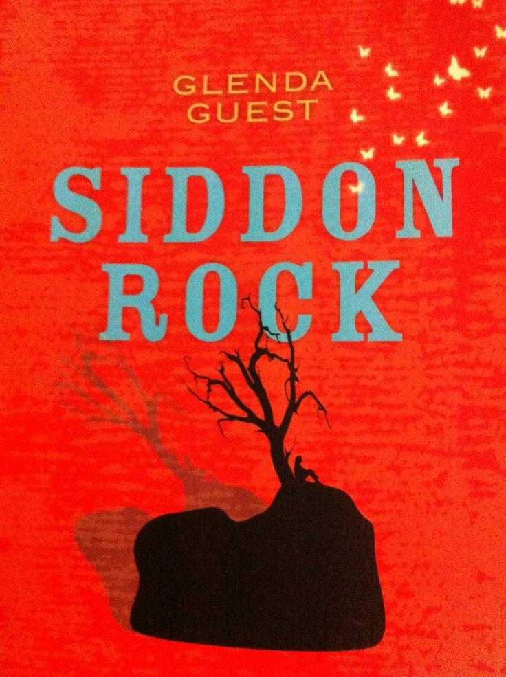 Siddon Rock by Glenda Guest