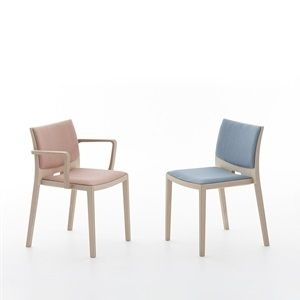 The Unos chair by Jasper Morrison for Andreu World