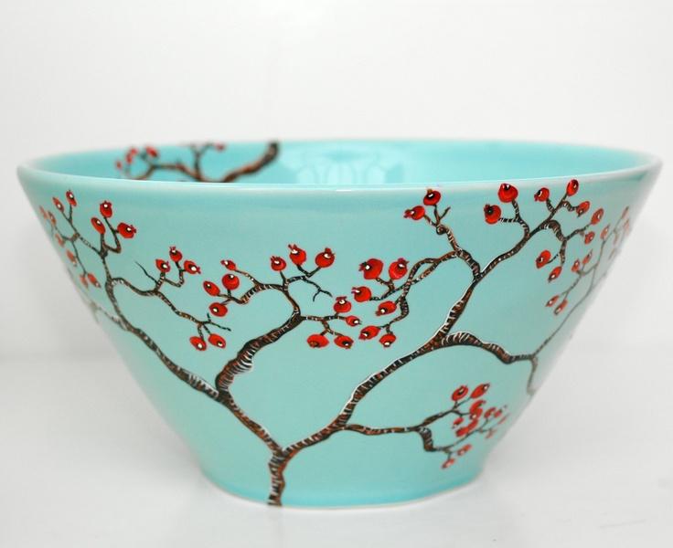 50 best Bowl Ideas images on Pinterest | Painted ceramics, Ceramic ...