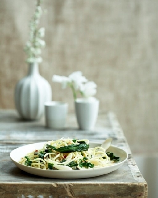 Ramps and Chilli Pasta: Great recipes and more at http://www ...